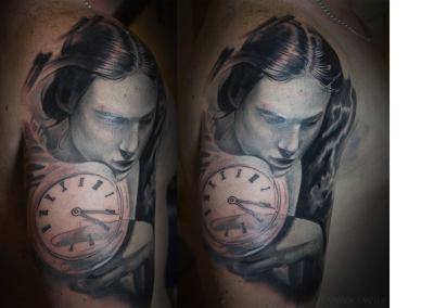 clockgirl